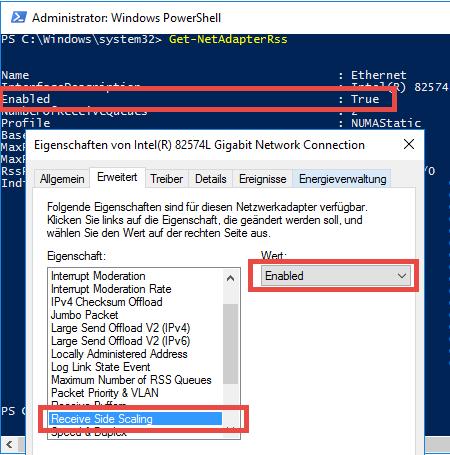 Windows 2012 R2 fileserver optimized with virtual RSS - KoetzingIT